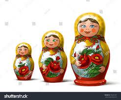 three russian dolls stock illustration 372491467 shutterstock