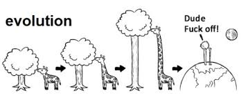evolution of the giraffe s long neck comic relatively interesting
