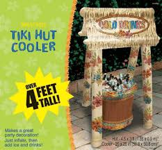 halloween inflatable cooler tiki hut inflatable cooler webhats com