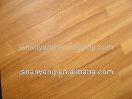prefinished burma teak cheap wood parquet flooring with cefsciso