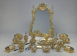 winter palace research зимний дворец gold toilet set in empress