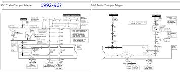wiring diagrams trailer electrical connectors 7 pin trailer plug