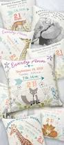 Baby Shower Tips For New Moms by Lovely Keepsake Gift For New Parents Baby Birth Stats Pillow For