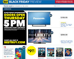 best buy black friday 2014 deals and hours