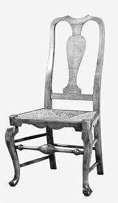 Crude Wooden Chair 2007 Philip D Zimmerman Early American Furniture Makers U0027 Marks