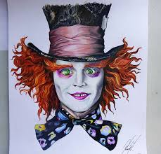 best 25 mad hatter drawing ideas on pinterest alice in