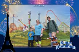 roller coaster family fun at kings dominion the shirley journey