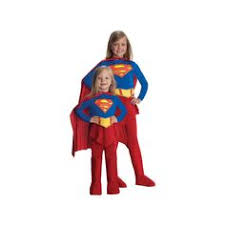 Superhero Halloween Costumes Girls Supergirl Tv Show Child Costume Supergirl Tv Halloween Costumes
