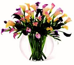 calla lilies bouquet flawless luxury calla bouquet flowers by coley
