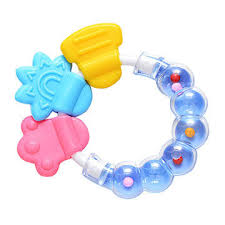 baby toy rings images China baby newborn teether teething rings silicone toys a bell jpg