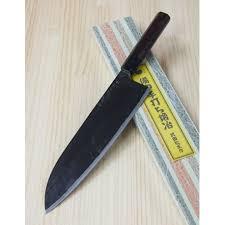 handmade japanese kitchen knives japanese handmade chef gyuto knife takeda hamono blue
