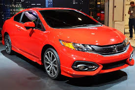honda civic coupe 2014 new features u0026 aesthetic changes