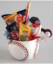 gift basket themes baseball gift basket idea picmia