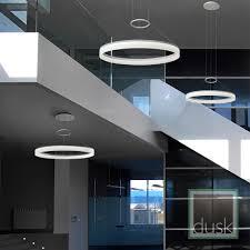 Led Pendants Lights Grok Circ Matt White Circular Led Pendant Light 00 0001 Bw M3