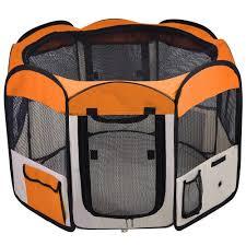 Dog Crate Covers 33 U0026 034 45 48 57 U0026 034 600d Oxford Portable Pet Puppy Soft Tent