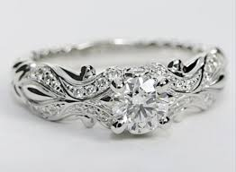 engagement ring deals whimsical engagement rings for the non traditional blue