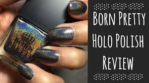 holo polish 35869 swatches and review born pretty store 10