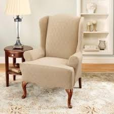 Stretch Wing Chair Slipcover 101 Best Wing Chairs Images On Pinterest Wing Chairs Home Decor