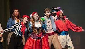 theatre at kearney opens how i became a pirate wednesday