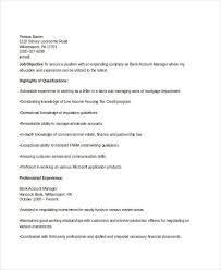 Account Manager Resume Sample by Manager Resume Sample Templates 43 Free Word Pdf Documents