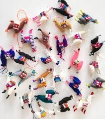 handmade alpaca ornaments picked just for our store cambie