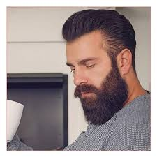best place to get a haircut for men together with best full beard