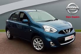nissan micra 2016 used nissan micra acenta 2016 cars for sale motors co uk