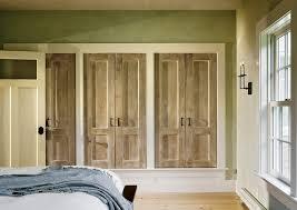 Cool Closet Doors Burlington Cool Closet Doors Traditional With Distressed Finish