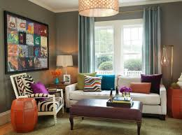 Exclusive Home Decor Bold Colors For Living Room Home Design