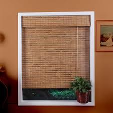 Bamboo Door Blinds Decor Bamboo Roman Shades Bamboo Shades Target Patio Door