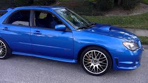 2006 subaru wrx sti for sale new subaru car