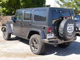 jeep smoky mountain rhino more special editions before the end of the jk jku jeep wrangler