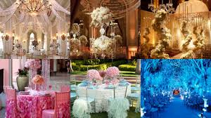 catchy collections of fairytale wedding decorations ideas