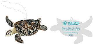 stc ornaments sea turtle conservancy