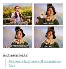 Wizard Of Oz Meme - 8 best wizard of oz memes images on pinterest ha ha funny stuff