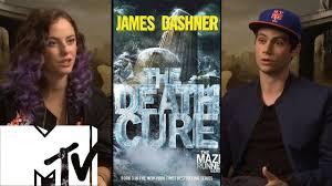 film maze runner 2 full movie subtitle indonesia maze runner the death cure cast talk finale mtv youtube