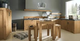 cuisines bois massif cuisine chene massif moderne cuisine bois massif naturel cuisine