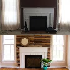 rental house quick and easy fireplace update u2014 a life unfolding