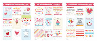 kids valentines day cards free printable s day cards for kids live craft eat