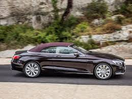 mercedes test 2017 mercedes s class cabriolet road test and review