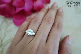 upgrading wedding ring size 5 5 2 carat accent engagement ring made diamond