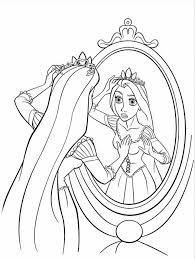 stylist inspiration rapunzel coloring pages print 18 princess