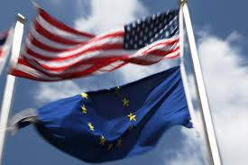 Flag Of The European Union The Road Ahead For Transatlantic Cybersecurity Cooperation U S