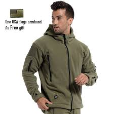 refire gear men s warm military tactical sport fleece