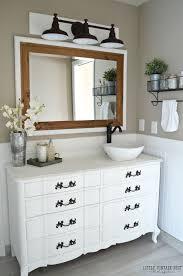 5 brilliant design ideas to steal from this farmhouse bathroom