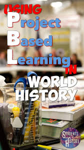 project based learning packet for all of world history history