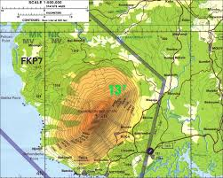 Map Of Cameroon Skiing The Pacific Ring Of Fire And Beyond Mount Cameroon