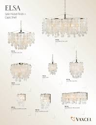 Capiz Light Pendant Elsa Capiz Shell 36 Pendant P0140 Elite Fixtures