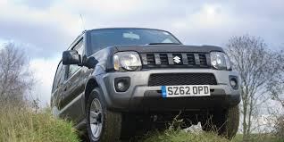 suzuki jeep 2012 suzuki jimny review carwow