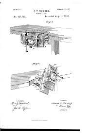 patent us457710 bench vise google patents